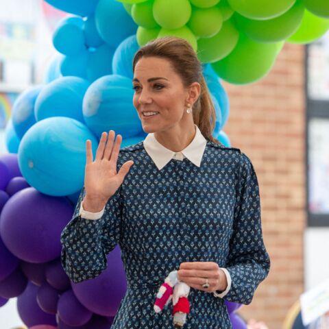 PHOTOS – Kate Middleton gâtée: elle reçoit un petit cadeau pour ses enfants