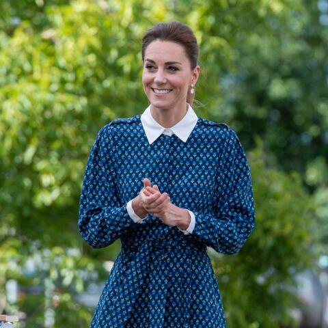 PHOTOS – Kate Middleton rend une nouvelle fois hommage à Diana