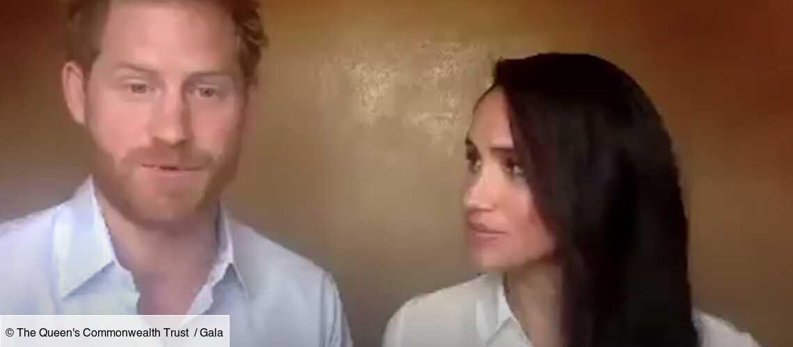 Meghan Markle et Harry : cette phrase maladroite qui ne va pas plaire à Elizabeth II - Gala