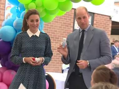 PHOTOS : Kate Middleton reçoit un joli cadeau lors d'une visite