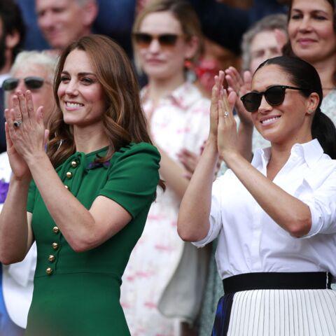 Meghan Markle vexée de n'être que la numéro 2 derrière Kate Middleton?
