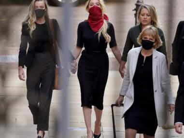 PHOTOS - Les retrouvailles très médiatisées d'Amber Heard et Johnny Depp
