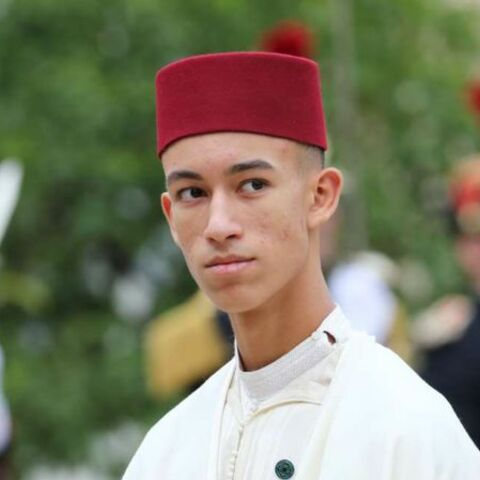 Le prince Moulay El Hassan, le fils de Mohammed VI a eu son bac