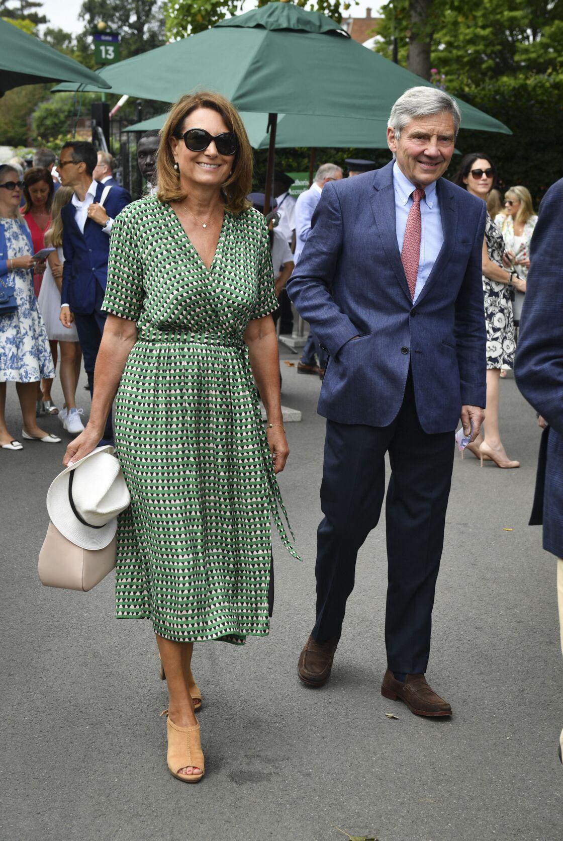 Carole et Michael Middleton pourront retrouver leur fille aînée à l'occasion de l'anniversaire de leur petit-fils, le prince George, le 22 juillet 2020