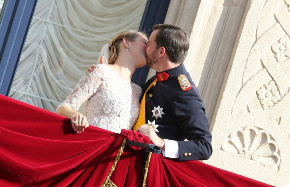 Guillaume et Stephanie de Luxembourg