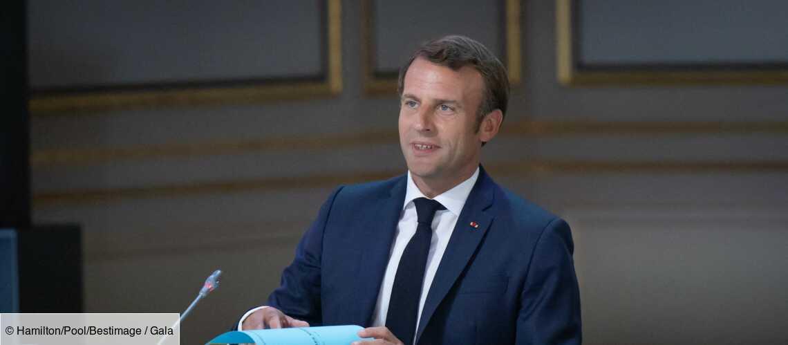 Un ministre privé de sandwich à cause du remaniement d'Emmanuel Macron - Gala