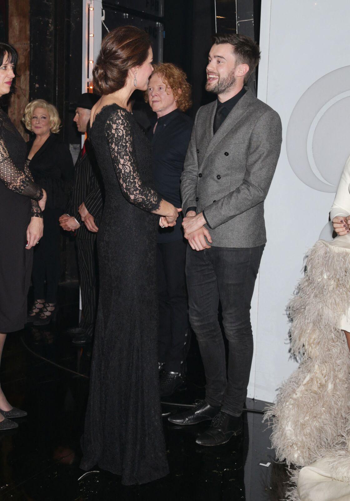 Kate Middleton et Jack Whitehall
