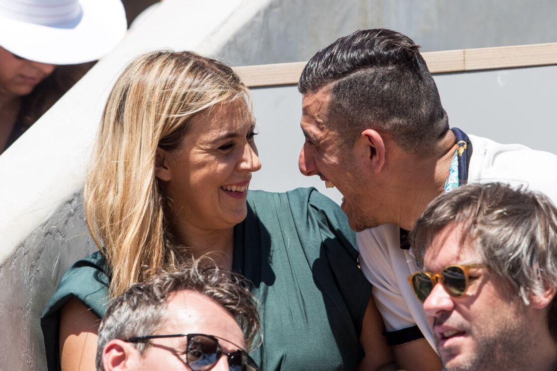 Marion Bartoli a retrouvé le sourire au côté de Yahya Boumediene.