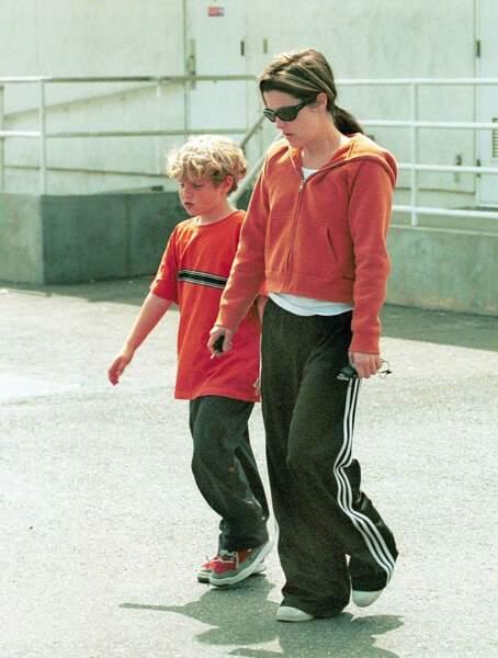 Lisa Marie Presley : en 1992 nait son fils, Benjamin Keough