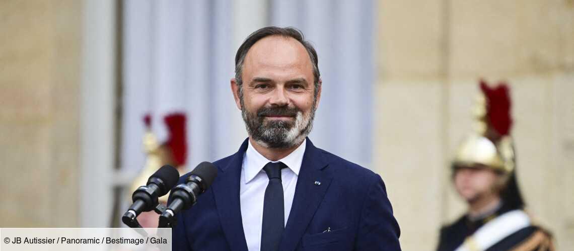 Édouard Philippe n'a pas perdu son sens de l'humour en quittant Matignon - Gala