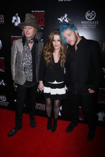 Lisa Marie Presley : elle ne cessait jamais de vanter la ressemblance de son fils Benjamin Keough avec Elvis Presley