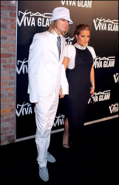 Lisa Marie Presley : en 2006, elle épouse son quatrième époux Michael Lockwood