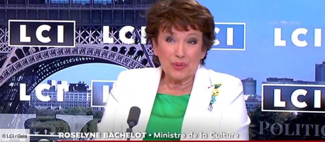 Roselyne Bachelot disruptive : sa demande osée à Emmanuel Macron - Gala