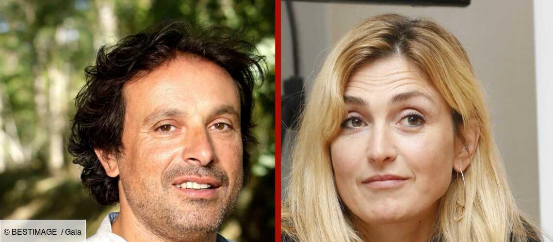 Julie Gayet et Bruno Salomone : Ils ont été ensemble - Gala