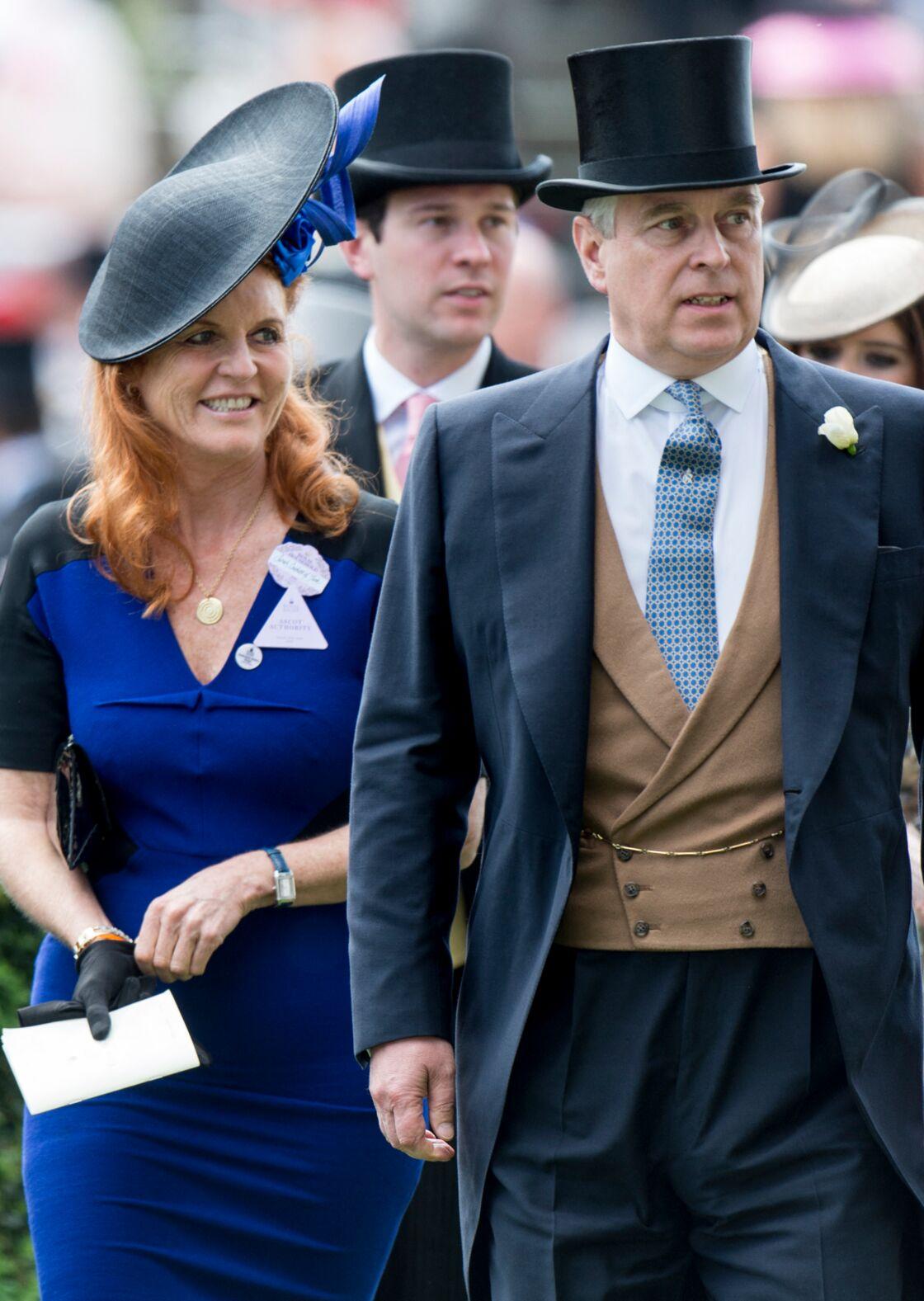 Le duc et la duchesse d'York, autoproclamé