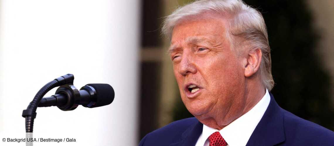 Donald Trump a changé de teinture de cheveux et c'est l'émoi! - Gala