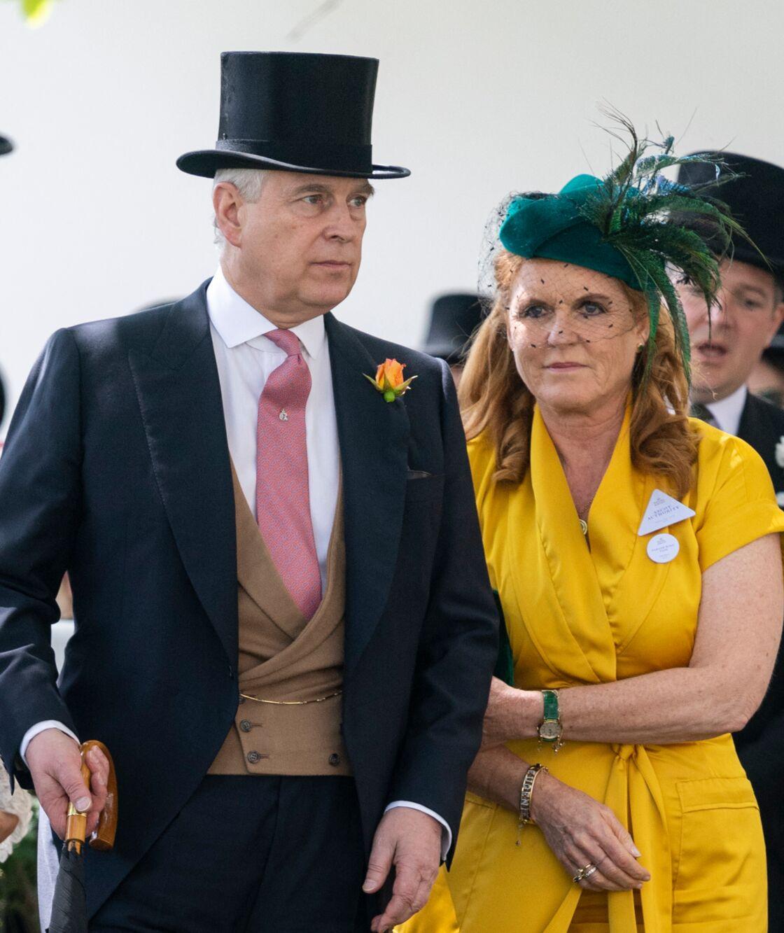 Divorcés depuis vingt-quatre ans, Andrew et Sarah Ferguson demeurent inséparables
