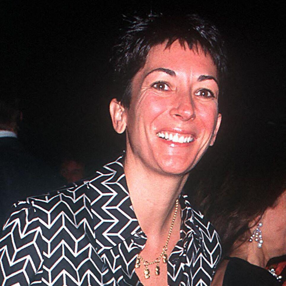 Ghislaine Maxwell, proche du prince Andrew et de Jeffrey Epstein, à l'aube des années 2000.