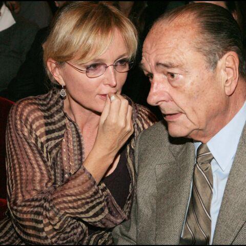 Jacques Chirac: sa fille Claude mobilisée pour le 1er anniversaire de sa mort