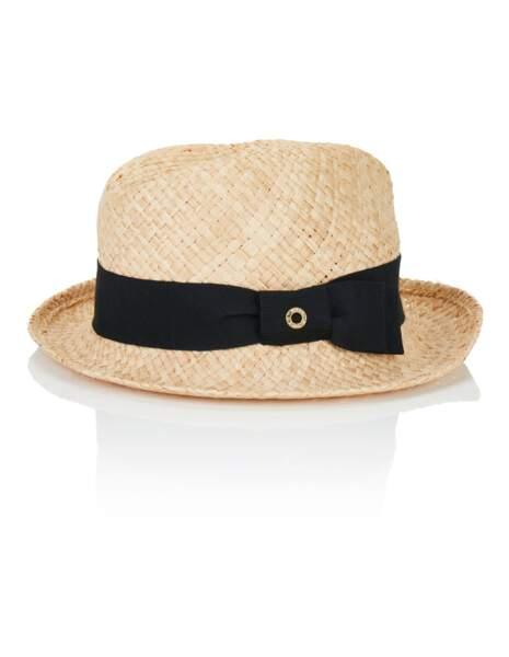 Chapeau, 65 €, Madeleine.