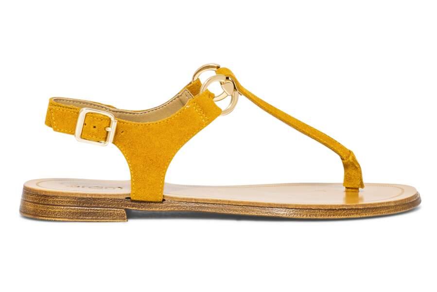 Sandales, 45 €, Eram.