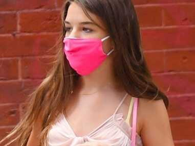 PHOTOS - Katie Holmes : sa fille Suri, 14 ans, est son portrait craché !