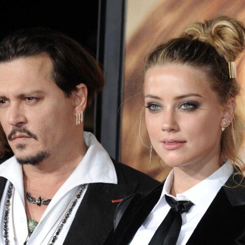 Johnny Depp «jetait des bouteilles comme des grenades»: Amber Heard évoque leurs disputes
