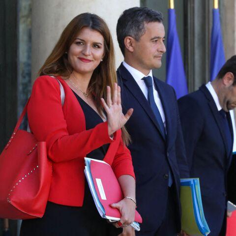 Affaire Darmanin: Marlène Schiappa tente d'éteindre l'incendie