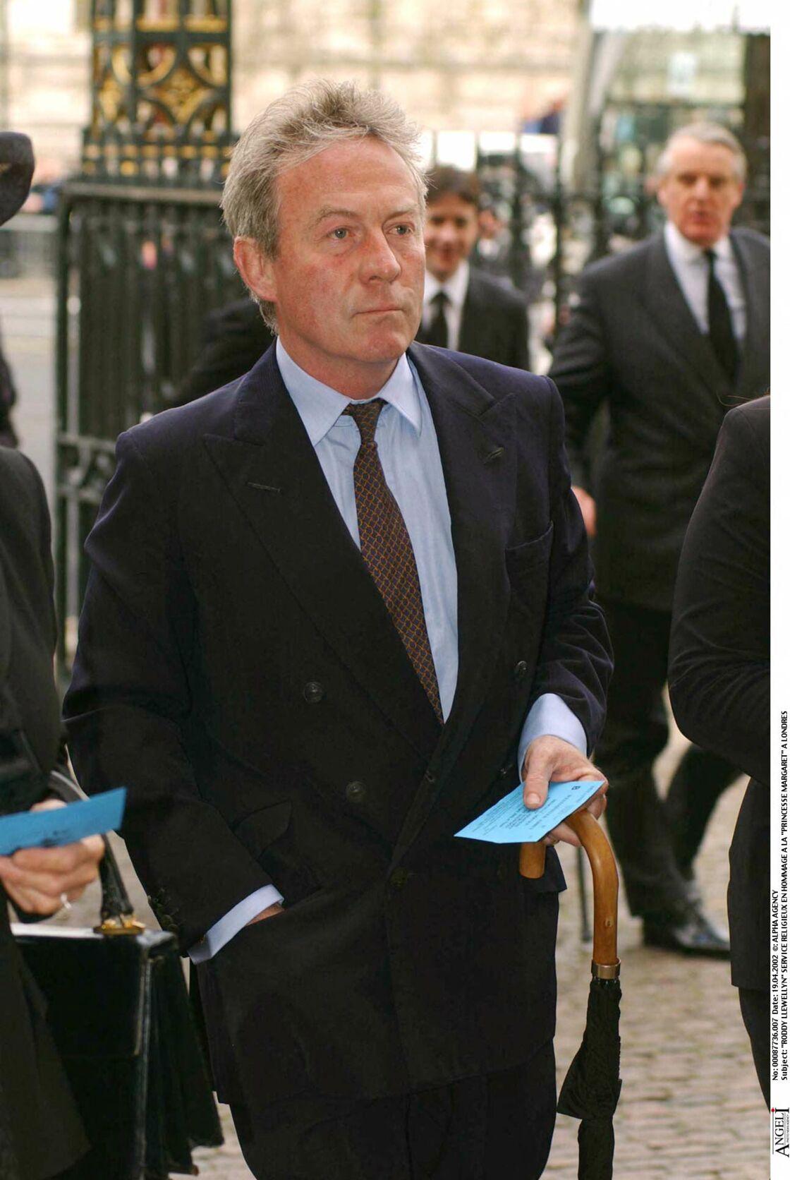 Roddy Llewellyn en 2002