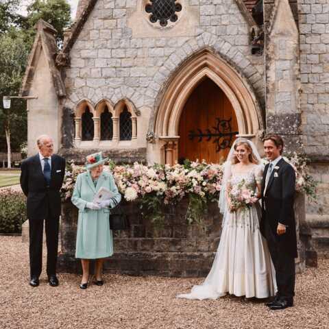 PHOTOS – Beatrice d'York: un mariage vraiment pas comme les autres
