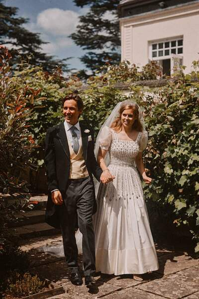 Le bonheur de Beatrice et Edoardo
