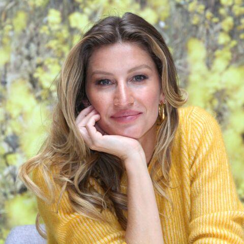 Gisele Bündchen a 40 ans: «Je suis mieux dans ma peau qu'à 20 ans»