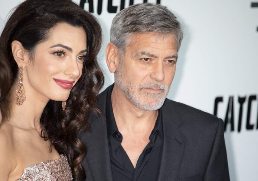George Clooney et Alamuddin Clooney