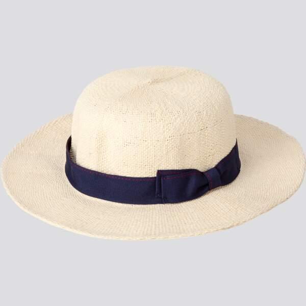 Chapeau Inès de la Fressange, 19?90 €