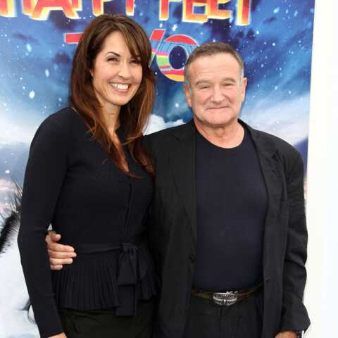 Robin Williams : qui est sa veuve Susan ?