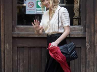 PHOTOS - Les looks d'Amber Heard au tribunal lors de son procès contre Johnny Depp