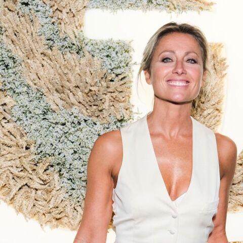 PHOTOS – Inspirez-vous d'Anne-Sophie Lapix pour vos tenues d'été à Biarritz
