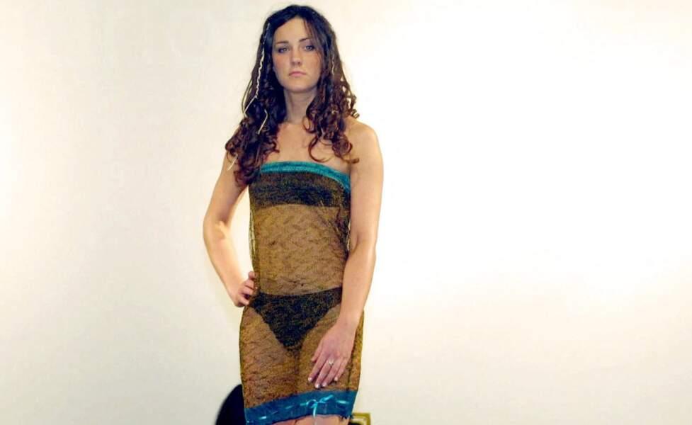 La robe transparente de Kate Middleton