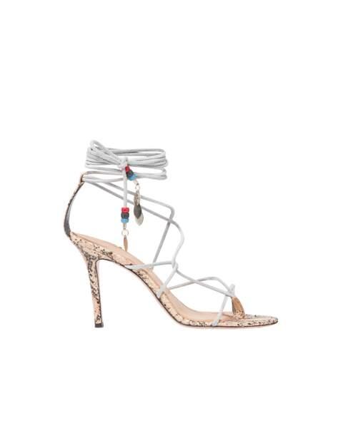 Sandales, 490 €, Isabel Marant
