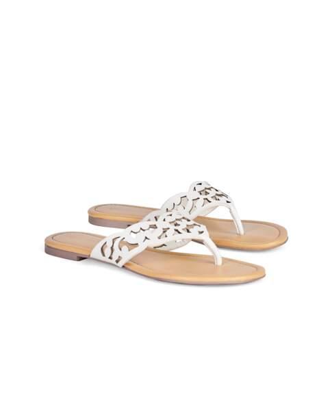 Sandales, prix sur demande, Anne Fontaine