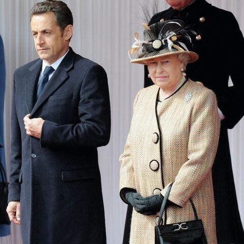 Nicolas Sarkozy: sa petite mésaventure lors d'un dîner avec Elizabeth II