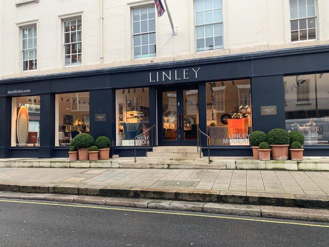 Le magasin de David Linley, à Londres, a été vandalisé en mars dernier.