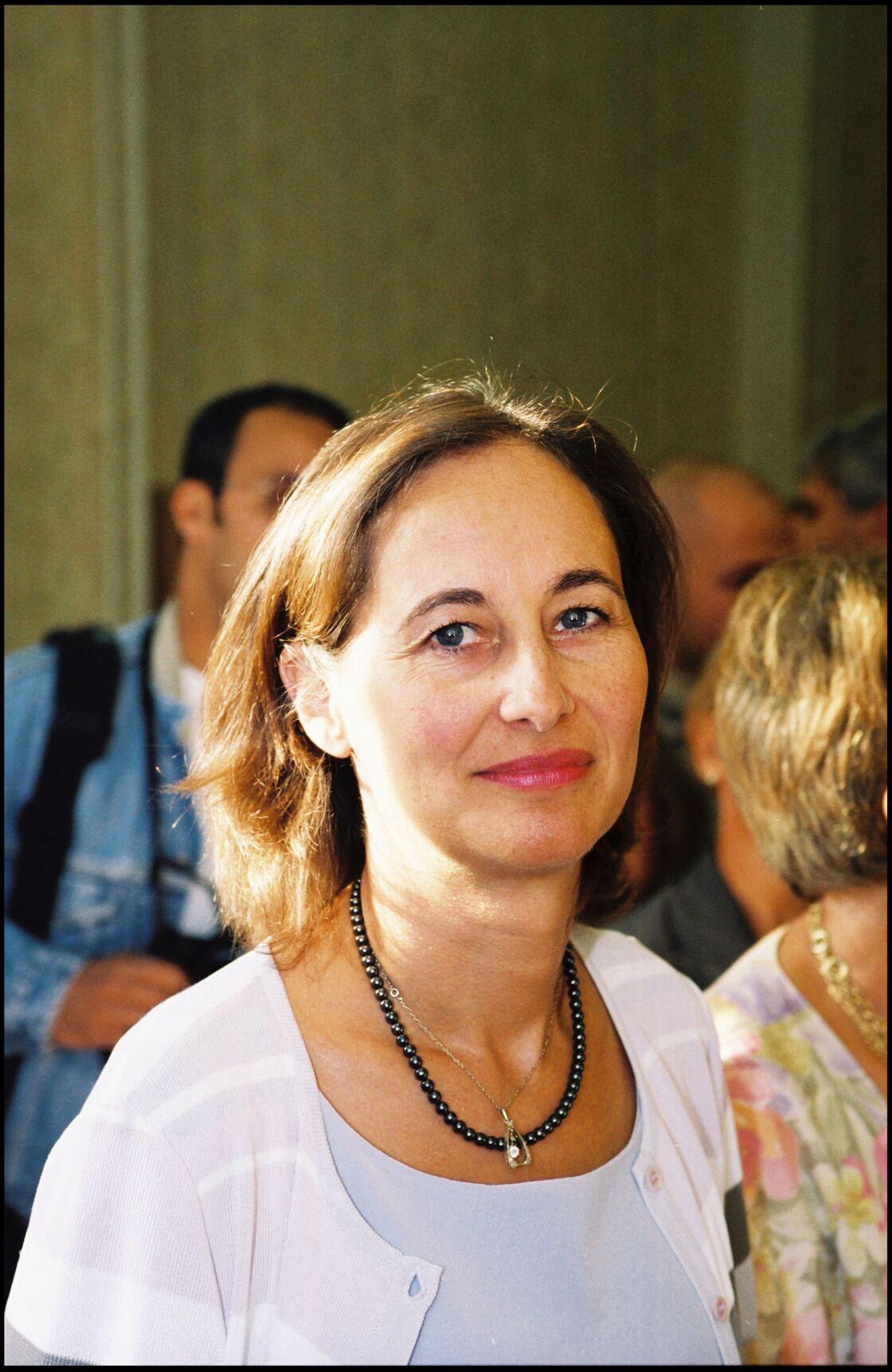 Ségolène Royal en 1999