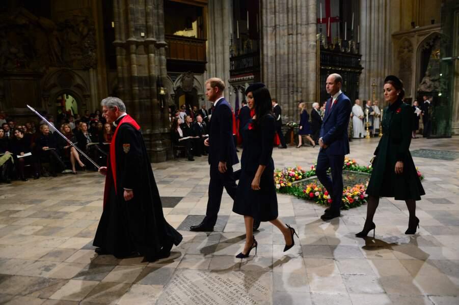 Mais la réalité était tout autre pour Kate Middleton et Meghan Markle !