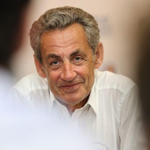 Nicolas Sarkozy peut se réjouir: sa cote de popularité est intacte
