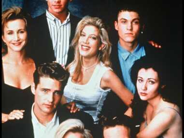 PHOTOS - Shannen Doherty, Jason Priestley, Tori Spelling : les acteurs de Beverly Hills n'ont (presque) pas changé !