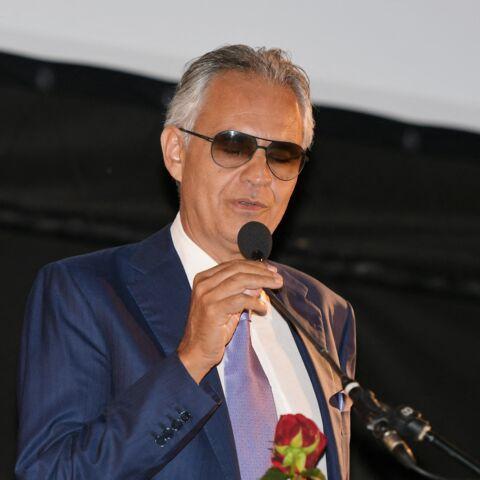 Andrea Bocelli choque l'Italie avec des propos sur le Covid-19