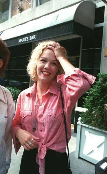 Jennie Garth en 1995