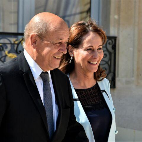 Ségolène Royal et Jean-Yves Le Drian: de la complicité aux coups bas