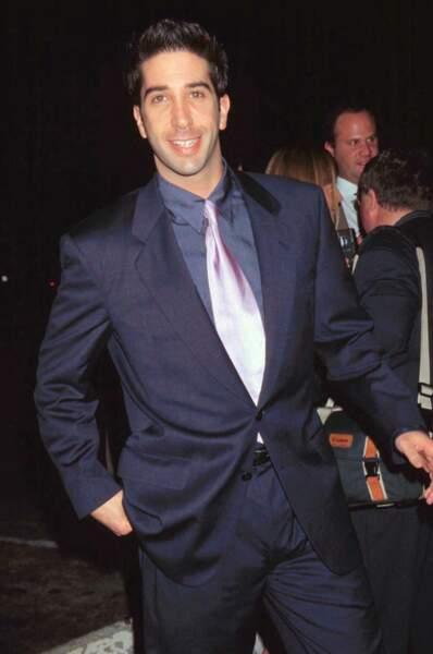 David Schwimmer en 1998